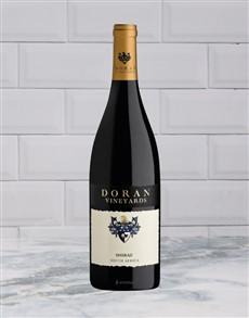 alcohol: DORAN VIN.SHIRAZ 750ML X1!