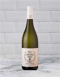 alcohol: CONSTANTIA ROYAL SAVIGNON BLANC 750ML X1!