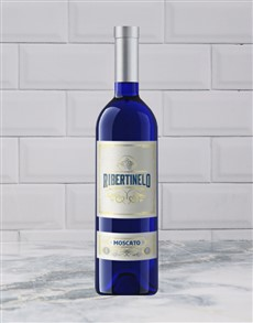 alcohol: RIBERTINELO MOSCATO MEVUSAL 750ML X1!