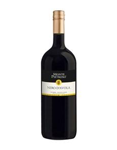 alcohol: MONTE PIETROSO SICILIA ROSSO 1.5L X1!