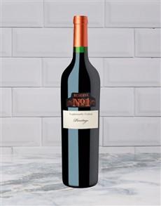 alcohol: BOLAND RES NO 1 PINOTAGE 750ML X1!