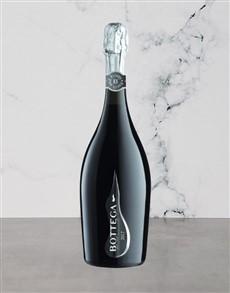 alcohol: BOTTEGA MILLESIMATO EXTRA DRY 750ML X1!