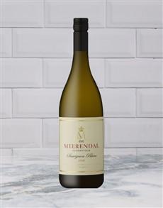alcohol: MEERENDAL SAUVBLANC 750ML X1!