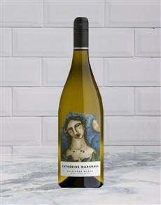 alcohol: CATHERINE MARSHALL SAUVBLANC 750ML X1!