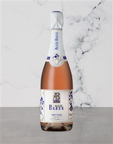 alcohol: ALLEE BLEUE BRUT ROSE 750ML X1!