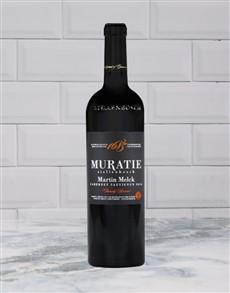 alcohol: MURATIE MELCKS SHMERCAB 750ML X1!