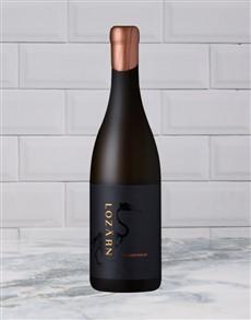 alcohol: LOZARN CHARDONNAY 750ML X1!
