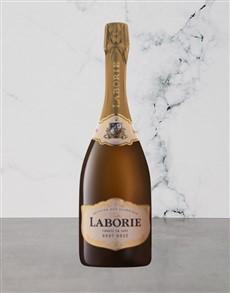alcohol: LABORIE BRUT ROSE 750ML X1!