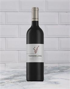 alcohol: VONDELING CABSAUV.750ML X1!