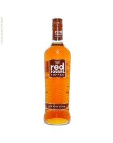 alcohol: RED SQUARE FLAV GRAIN VODKA TOFFEE 750ML X1!