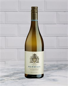 alcohol: MERWIDA CHARDONNAY 750ML X1!