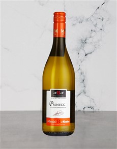 alcohol: PROSECCO MAURIZIO B MARTINO 750ML X1!