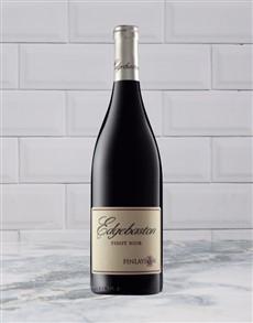 alcohol: EDGEBASTON PINOT NOIR 750ML X1!