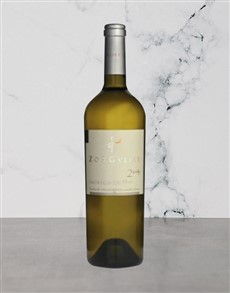 alcohol: ZORGVLIET MCC BLANC DE BLANC 750ML X1!