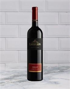 alcohol: LAMBERTI MERLOT 750ML X1!