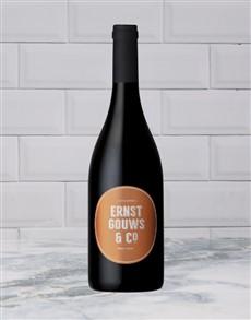 alcohol: ERNST & CO PINOT NOIR 750ML X1!