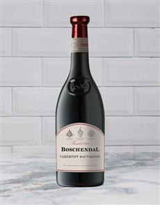 alcohol: BOSCHENDAL 1685 CAB SAUVIGNON 750ML X1!