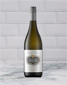 alcohol: FLEUR DU CAP SERIES PRIVEE CHENIN BLANC 750ML X1!