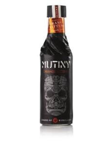 alcohol: MUTINY BITTERS ORANGE 100ML X1!