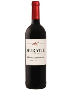 alcohol: MURATIE MERLOT 750ML X1!