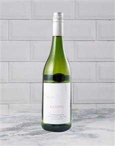 alcohol: NATIVO WHITE BLEND 750ML X1!
