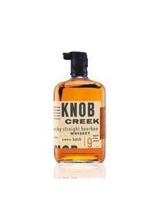 alcohol: Knob Creek Bourbon 750Ml!