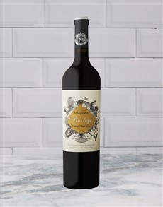 alcohol: MARIANNE PINOTAGE 750ML X1!