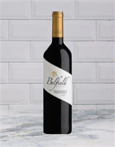 alcohol: BELFIELD MAGNIFICA 750ML X1!