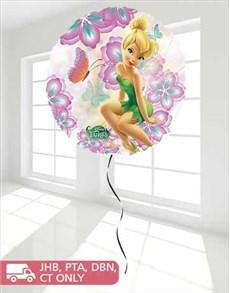 gifts: Jumbo Tinker Bell Balloon!