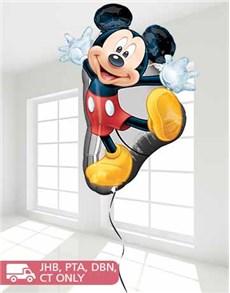 flowers: Hey Mickey Balloon!