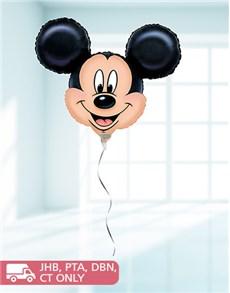flowers: Jumbo Mickey Mouse Balloon!