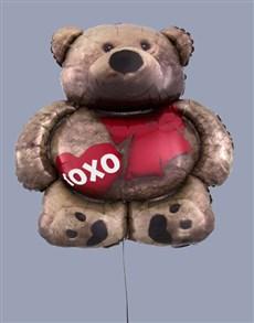 gifts: Jumbo Love Bear Balloon!