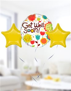 gifts: Get Well Soon Balloon Bouquet!