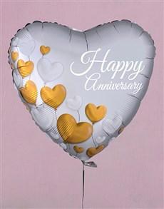 gifts: Happy Anniversary Balloon Gift!