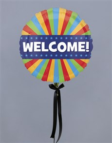 gifts: Warmest Welcome Balloon Gift!