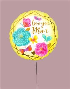 gifts: Love You Mom Balloon!