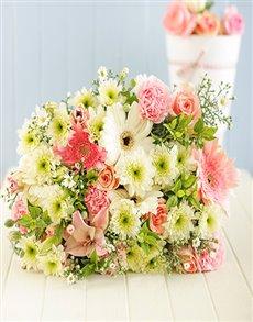 best-sellers: Pastel Floral Bouquet!
