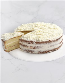 bakery: Chateau Gateaux Vanilla Dream Cake!