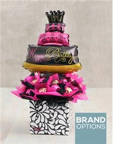 gifts: Birthday Bliss Edible Arrangement!