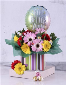 flowers: Get Better Soon Chocolates and Flowers!