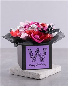 gifts: Personalised Birthday Chocolate Box for You!