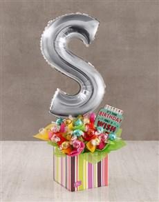 flowers: Your Birthday S Balloon Edible Arrangement!