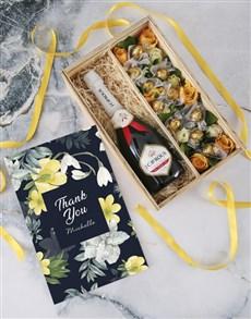 flowers: Personalised Appreciation Edible Arrangement!