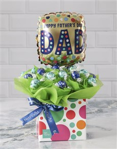 flowers: Father's Day Lindt Chocolate Surprise!