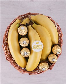 gifts: Bananas For You Basket!