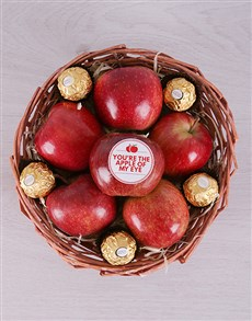 gifts: Apple of Eye Basket!