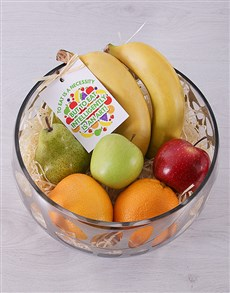 gifts: Wild For You Fruit Bowl!