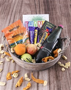gifts: The Sweet Fruit Basket!