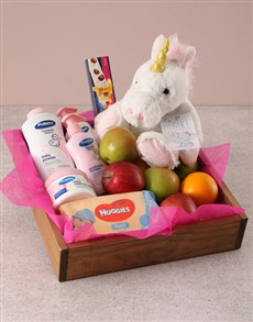 gifts: Rockabye New Baby Girl Crate!