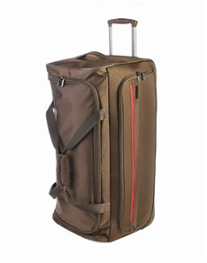 gifts: Cellini Xpress Trolley Duffle Bag Olive Large!
